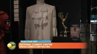 AM Buffalo was live at the National Comedy Center - Part 2