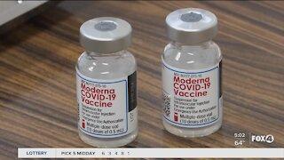Amount of vaccines worries in Florida