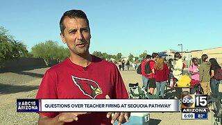 Parents and students question Maricopa math teachers firing