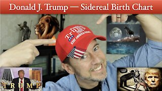 Donald Trump's Birth Chart