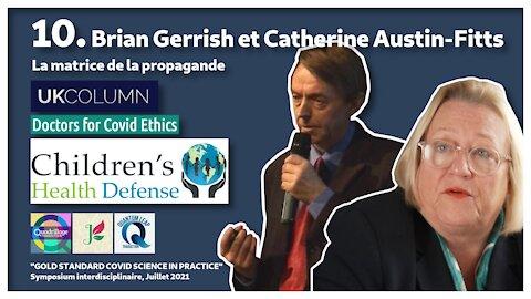Symposium Covid 10: la matrice de la propagande !