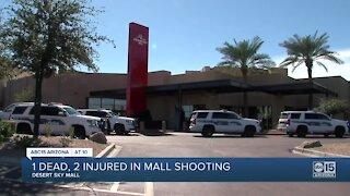 Deadly shooting inside Desert Sky Mall