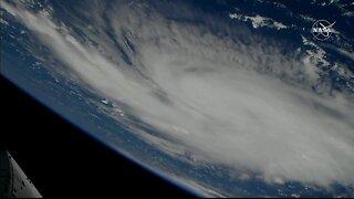 Hurricane Dorian from Space