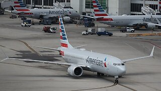 American Airlines Extends 737 Max Cancellations Into 2020