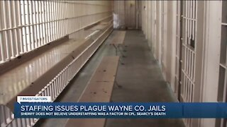 Staffing issues plague Wayne County jails
