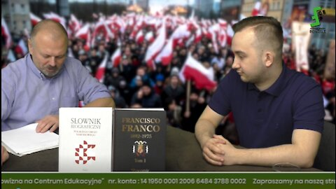 Krystian Jachacy: Bąkiewicz zapowiada, że Marsz Niepodległości będzie wyrazem poparcia dla rządu PiS