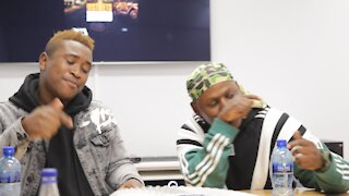 SOUTH AFRICA - Durban - Distruction Boys album listening session (Videos) (3T2)