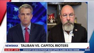 Taliban vs. Capitol Rioters