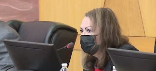 Clark County School District board president says she's receiving death threats