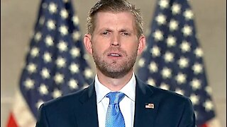 Eric Trump to Republicans Not Objecting to Electors! 'Their Political Career is Over'