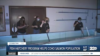 Bay Area students learn first hand about fish conservation