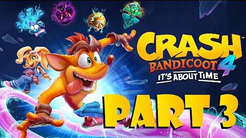Crash Bandicoot 4: All BOXES and HIDDEN GEMS - Tranquility Falls