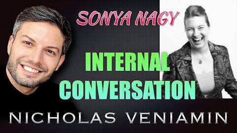 Sonya Nagy Discusses Internal Conversation with Nicholas Veniamin