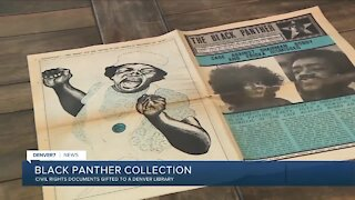 Denver library acquires dozens of Black Panther Party newspapers