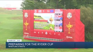 Final preps underway for Ryder Cup in Sheboygan County