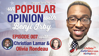 Ep 7 | I left the Dems because I can't do the Black Democrat victim mentality slavery narrative