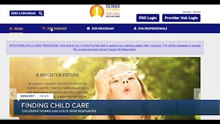 Need help finding child care? Colorado Shines can help