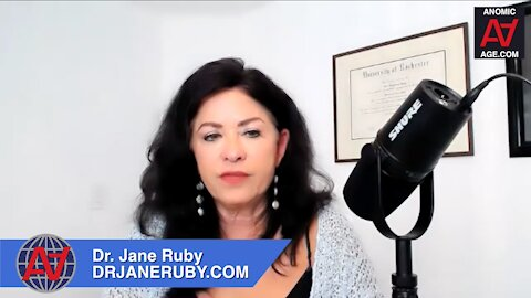 AA-118 Dr. Jane Ruby talks COVID, vaccines, and what is to come