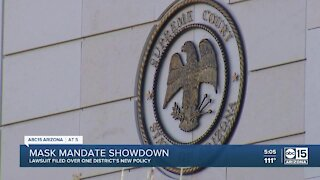 Mask mandate prompts controversy in Valley schools