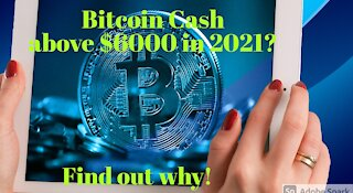 Why You Should Buy and HODL Bitcoin Cash now