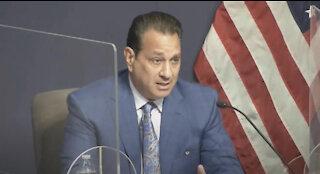 LEAKED AUDIO: Maricopa County Supervisor Steve Gallardo Says County's Audit Was BS