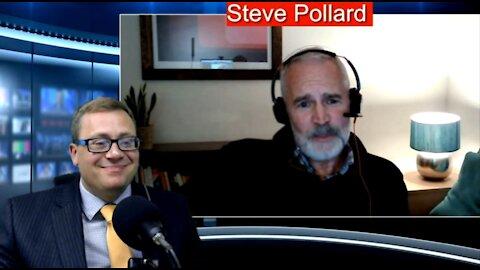 UNN's David Clews talks to Steve Pollard (Awakened Pages)