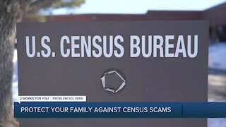 How to Protect Against Cenus Scams