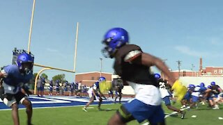 Raytown High School football has big expectations, players in 2021