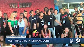 SouthTech Academy students on 'fast track' to help in-demand industries rebound