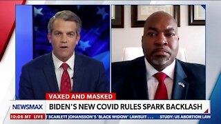 Mark Robinson: Biden Vaccine Mandate Un-American, Unconstitutional