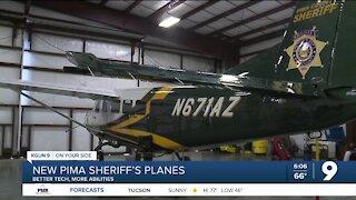 Pima Sheriff's Dept. unveils new aircraft