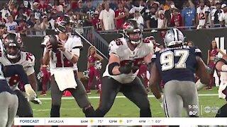 Bucs beat Cowboys in season opener 31-29