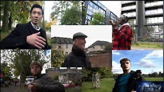 Corona Virus/Globe Llie street chats