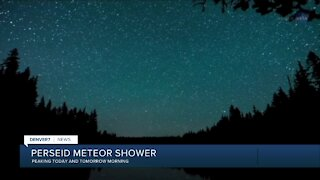Another chance to see Perseid meteor shower Friday morning