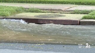 DPW dispatched to water main break in Catonsville Monday afternoon
