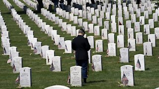 Gold Star Families Reflect After 20 Years Of War