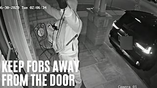 Cars Are Being Stolen From Toronto Driveways & It's Taking Thieves Under A Minute