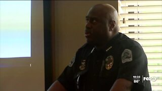Fort Myers City Council approves new contract for Police Chief Derrick Diggs