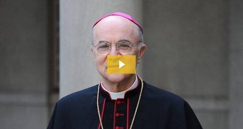 Archbishop Carlo Maria Viganò Address at Truth Over Fear Summit 2021