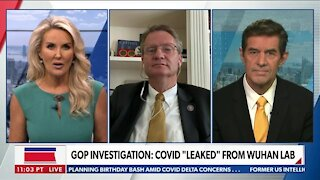 """GOP INVESTIGATION: COVID """"LEAKED"""" FROM WUHAN LAB"""