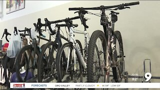 Pandemic causing months-long waits for new bikes, parts