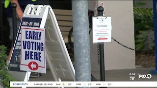 Early voting begins Monday for most SWFL counties