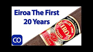 Eiroa The First 20 Years 654 Cigar Review