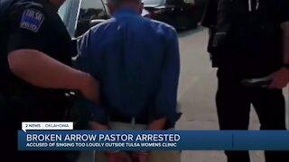 Broken Arrow Pastor Arrested