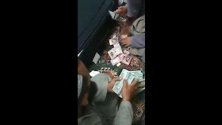 Taliban claim they found $6.5 million U.S Dollars