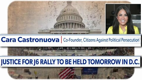 Justice for J6 Rally in D.C. Sept. 18, 2021 - Cara Castronuova