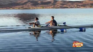 Locals Rowers In 'The Head Of The Charles Regatta'