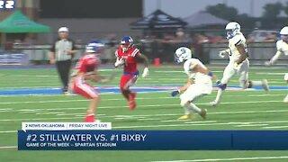 Game of the Week: Bixby beats Stillwater