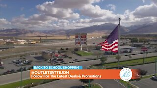 Kern Living: Back to school shopping at the Outlets of Tejon