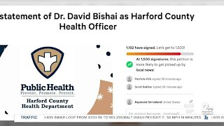 Harford Co. Health Commissioner ousted